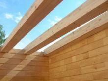 Перекрытия в деревянном доме